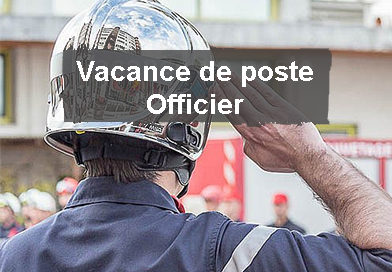 1 poste officier au GOP (083)